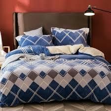 2018 home textile autumn winter flowers duvet cover flat sheet pillowcase 4pcs bed linens bedding set