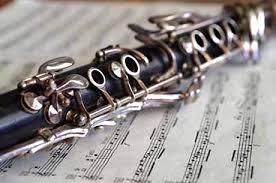 Resultado de imagen de clarinete partituras