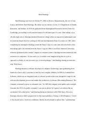 essay hidden talent final draft hidden talent personal  4 pages essay 3 biography final draft
