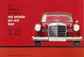 Are you looking for mercedes poster design templates psd or ai files? Mercedes Vintage Poster Mercedes Benz Mercedes Car Print Car Art Car Wall Decor Old Car Ar Digital Art By Yurdaer Bes