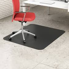 custom chair mats for carpet. Black Mat Chair Mats Deflecto Llc Custom X Rectangle Hard Floor Cm Fblk Full For Carpet