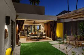 collection green outdoor lighting pictures patiofurn home. Fantastic Modern Patio Design With Outdoor Ideas And Covered Also Furniture Plus Curtains Exterior Lighting Perfected By Collection Green Pictures Patiofurn Home P