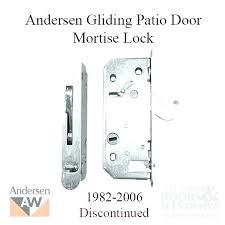 door locks patio sliding glass lock parts replacement andersen doors home depot pa