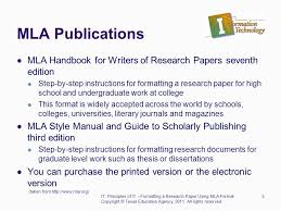 Mla Formatting Instructions Copyright Texas Education Agency All Rights Reserved 1 Formatting