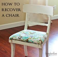 recover chair how to recover a chair honeybear