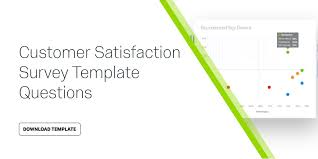 Customer Satisfaction Survey Template Questions Qualtrics