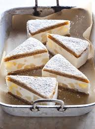 Ricotta And Pear Cake From Southern Italian Desserts Desserts