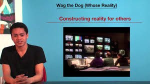 vce english wag the dog whose reality