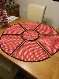 round table mats black place john lewis