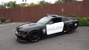 Decepticon Barricade Saleen S281 Mustang at 2012 Fabulous Fords ...