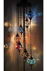Karalp Mozaik Eskitme Ev Hediyesi Oturma Odası Lambası Osmanlı Mozaik Lamba  Fiyatı, Yorumları - TRENDYOL