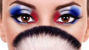 feature wearable 4th of july makeup looks