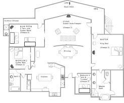 Floor Plans For Houses Home Design Ideas - Bedroom floor plan designer