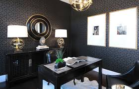 office black. Delighful Black Black Office With F