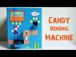Candy Vending Machine Hack Simple How To Make Candy Vending Machine Better World DIY How To