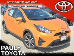 New 2018 Toyota Prius c Four 5D Hatchback in Crystal Lake #PR28540 ...