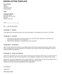 Free Application Letter Template Sample For Job Application ...
