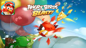 Angry Birds Blast Gameplay Android / iOS – Yonda Apk4You Android / IOS Games