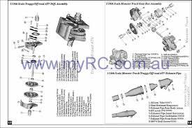 Rc Car Parts Diagram Wiring Diagrams