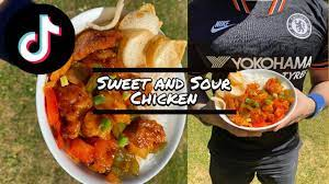 Sweet and Sour Chicken | TTFG