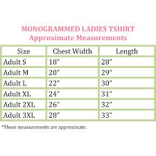 Monogram Size Chart Full Monogram Short Sleeve T Shirt Light Blue