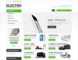 Ecommerce Website Template Magnificent 28 Ecommerce Website Templates Themes Free Premium Free
