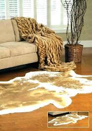 fancy antelope print rug p1629424 animal print rug leopard cool coffee cowhide grey snow rugs