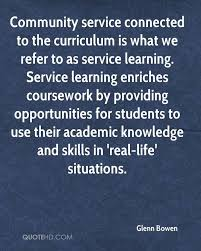 best service learning images service learning  curriculum quotes page 4