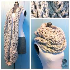 Crochet Scarf Patterns Bulky Yarn Mesmerizing How To Make 48 Easy And Fun Infinity Scarves Wear Them