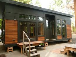tiny houses prefab. This 450 Sq Ft Prefab Tiny House Is Both Stunning And Sustainable. Houses S