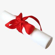 диплом выпускной материал Красная лента png изображение для  диплом выпускной материал Красная лента Бесплатное изображение png