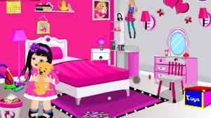 barbie fan room cleaning play the girl game online