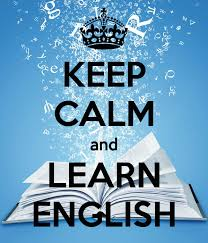 Résultats de recherche d'images pour « keep calm and learn english »