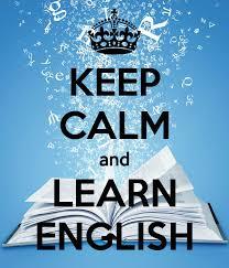 Résultats de recherche d'images pour «keep calm and learn english»