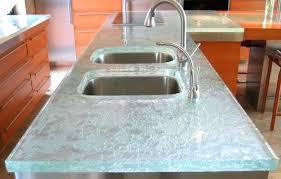 broken glass countertop glass kitchen ultimate broken glass countertop diy