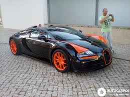 Cheapest bugatti veyron in the world isn't even a bugatti, packs ford duratec v6. Bugatti Veyron 16 4 Grand Sport Vitesse World Record Car Edition 5 October 2020 Autogespot