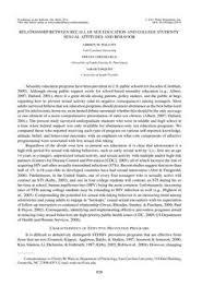 sample compare essay jre