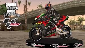 Aprilia RsGP 2020 v2.0 Aprilia Racing Team Gresini 2020 for GTA SA PC and  Android |