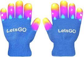 Light Up Gloves Amazon Flashing Led Light Gloves Best Gifts For Kids