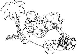 cartoon animal coloring pages 438710 Â« Coloring Pages for Free 2015