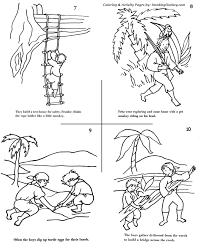 Swiss Family Robinson Adventure Story P4 Honkingdonkey