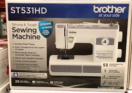 Brother St531hd Strong Tough Sewing Machine