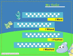 Dinosaur Potty Training Reward Chart Potty Training Charts For Boys And Girls 39 Printable