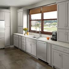 Quarter Round Kitchen Cabinets 17 Best Ideas About Painted Kitchen Cabinets On Pinterest