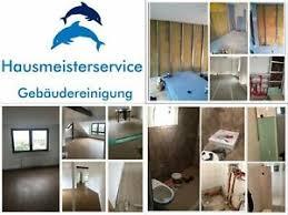 Dazu gehören das einfamilienhaus, die eigentumwohnanlage oder die gewerblich genutzte immobilen. Hausmeister Service Dienstleistungen In Nordrhein Westfalen Ebay Kleinanzeigen
