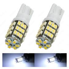 Ez Loader Trailer Light Bulb Replacement Sawe 42 Smd T10 168 12v Led Replacement Trailer Light Bulbs T15 921 912 906 Led 2 Pieces White