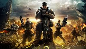 Video Gears Alien Fighting Gears Of War Video Game Coming To The Big Screen
