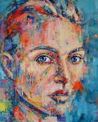 saatchi art artist dejan bozinovski painting contemporary portrait art