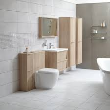 light grey bathroom tiles. Wonderful Light Brixton Light Grey Floor Tiles 331 X 331mm Intended Bathroom Bathstore