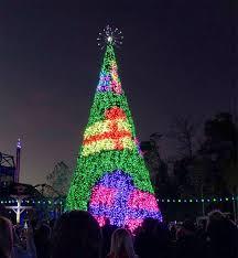 Eagle Point Park Christmas Lights Dollywood Smoky Mountain Christmas 2019 Caddywampus Life